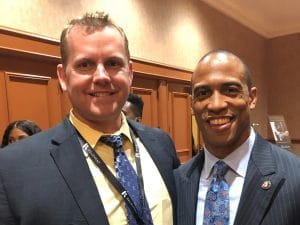 Mike Harris (CREModels) with Scott Turner (White House Revitalization Council) - Qualified Opportunity Zones